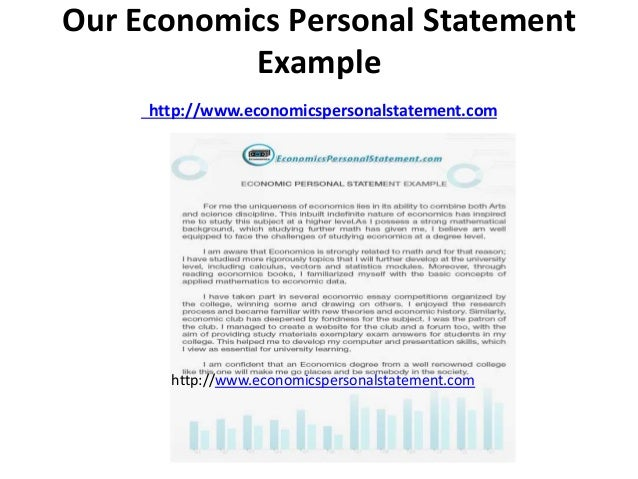 economics personal statement postgraduate Personal statement there is a section in the application form for you to enter a personal statement (3,000 word character limit) or attach a statement as a separate document the personal statement allows you to express your motivations and suitability for the programme you are applying to.