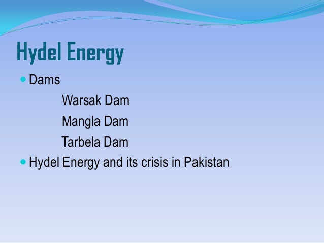 the energy crisis in pakistan economics essay The quadrupling of oil import prices in one year, quite apart from arab supply  cutbacks, has greatly increased the urgency and gravity of the questions that  were.