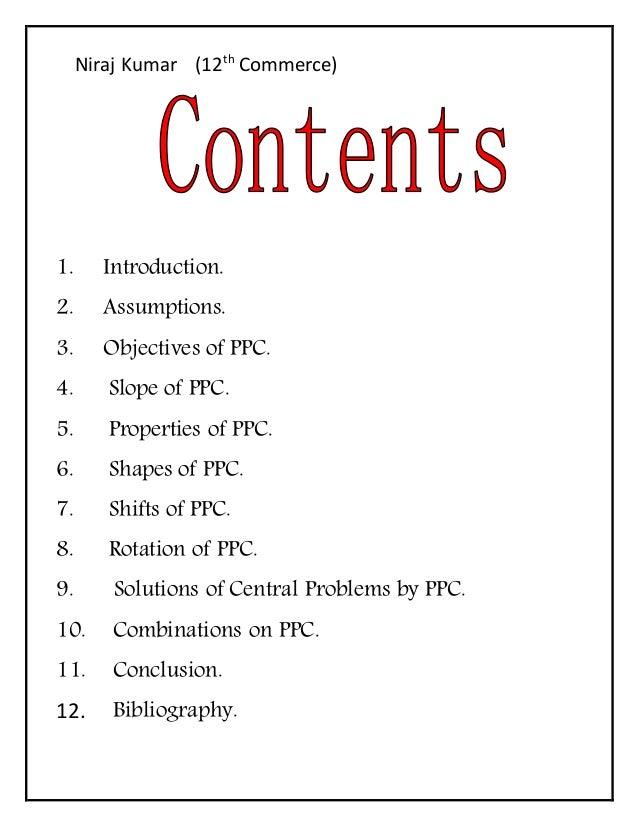Economics Notes For Class 12 Pdf