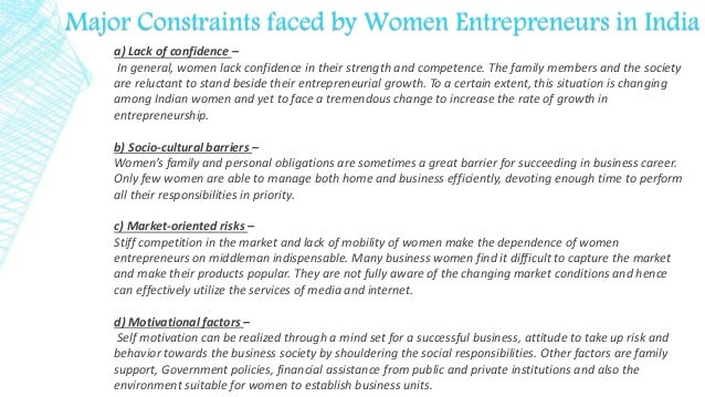 factors influencing entrepreneurial motivation