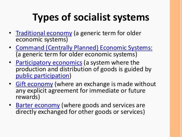 theory of capitalism planned and market socialism Product quality and variety in the planned economies were  toward a full  embrace of free-market capitalism, the two economists proposed an.