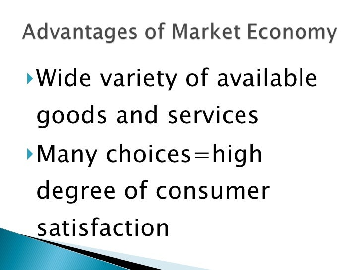 advantages and disadvantages on the types of economic system Different economic systems—traditional, command, and market— have different ways to  explain the advantages and disadvantages of different methods of.