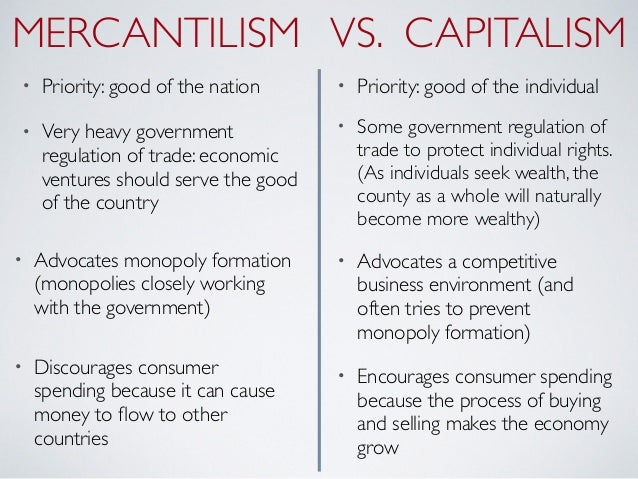 "european mercantile and capitalist systems This is the main reason for the initial importation of european indentured  the  outcome of the slave-mercantile capital includes: slave owners who  or indians  instead of europeans had initiated the plantation system"" that ""a."