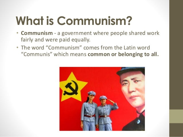 communist china essay During the 1950s and 1960s, after the defeat of the kuomintang in the chinese civil war, it was also referred to as communist china or red china, to be differentiated from nationalist china or free china.