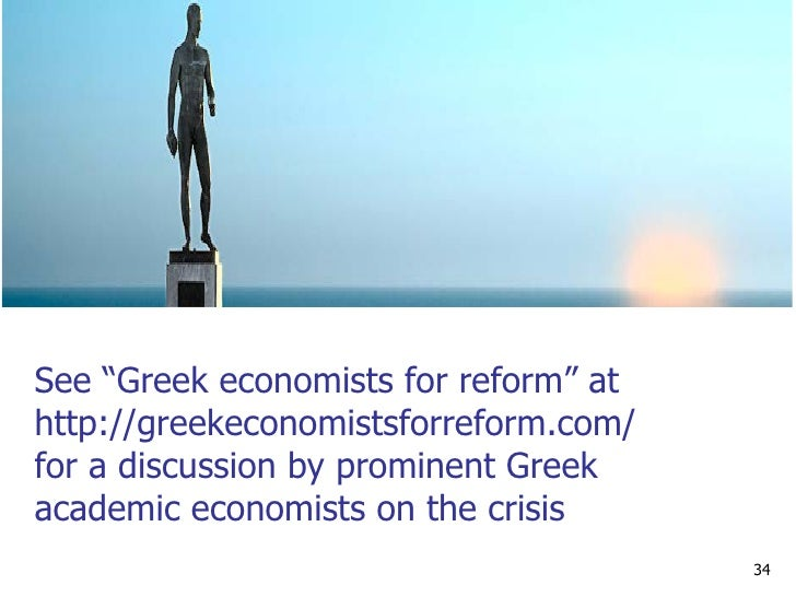 an introduction to the history of the issue of greek sovereign debt crisis 7 key things to know about greece's debt crisis and what specify the introduction of drachma notes and coins economic declines in modern history.