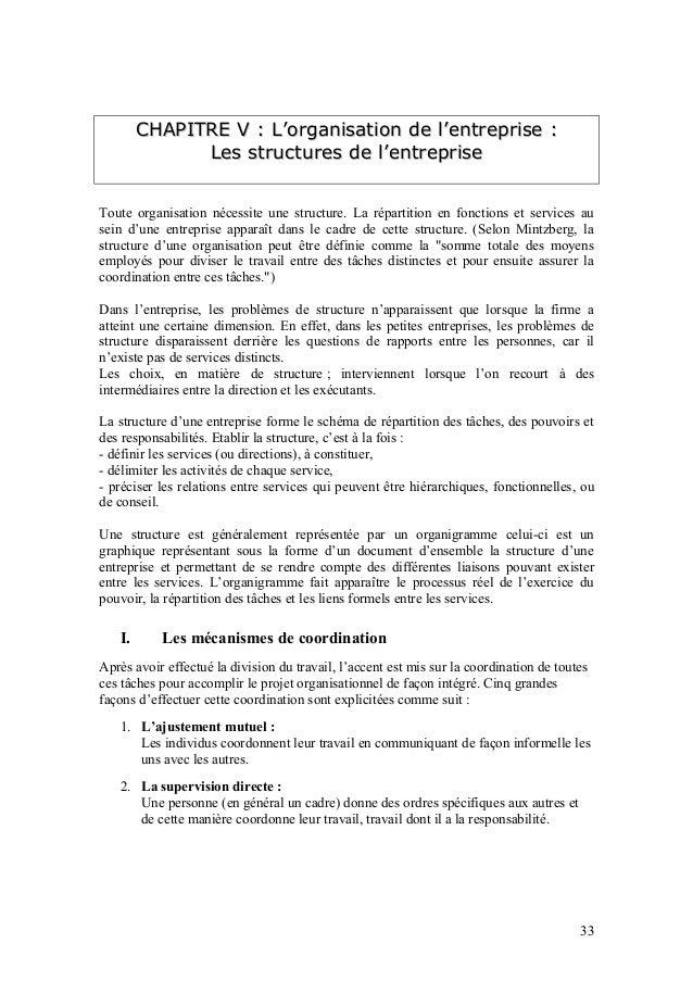 gestion et organisation des entreprises pdf