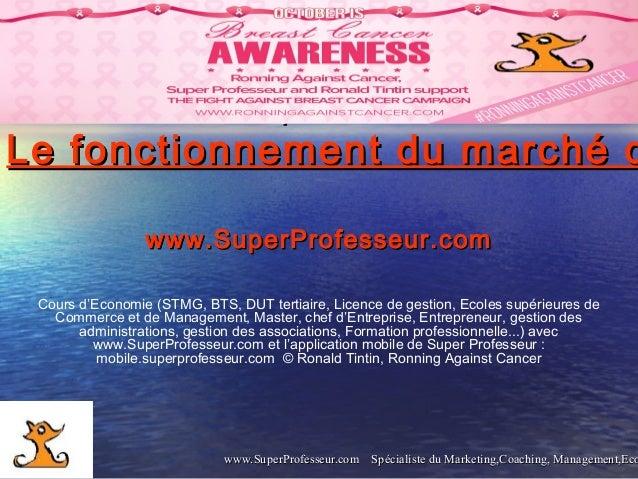 www.SuperProfesseur.com Spécialiste du Marketing,Coaching, Management,Ecowww.SuperProfesseur.com Spécialiste du Marketing,...