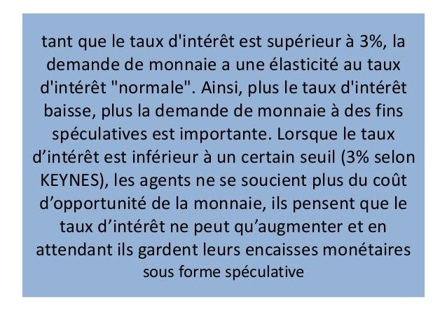 Dans la réalité • Une économie où les agents sont « très endettés » s'engage logiquement dans un mécanisme de désendetteme...