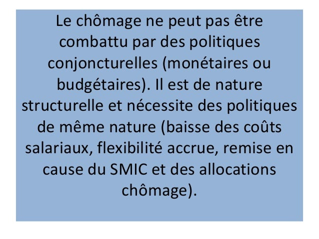 Le modèle IS-LM et la politique monétaire (et budgétaire) chez les néoclassiques • Si les dépenses augmentent (sans variat...