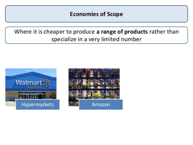 Economies of Scale and Scope - tutor2u