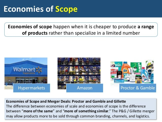 pepsico economies of scale Diseconomies of scale specifically come about due to three reasons the first is a situation of overcrowding, where employees and machines get in each other's way, lowering operational efficiencies.