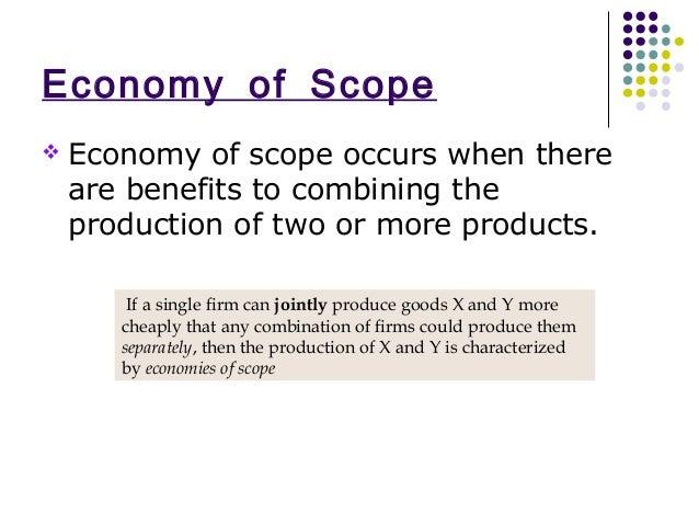 economies of scope - photo #4