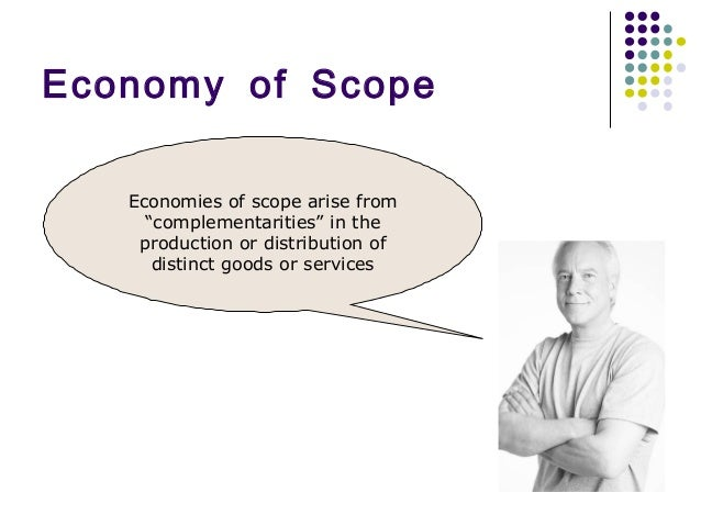economies of scope - photo #23