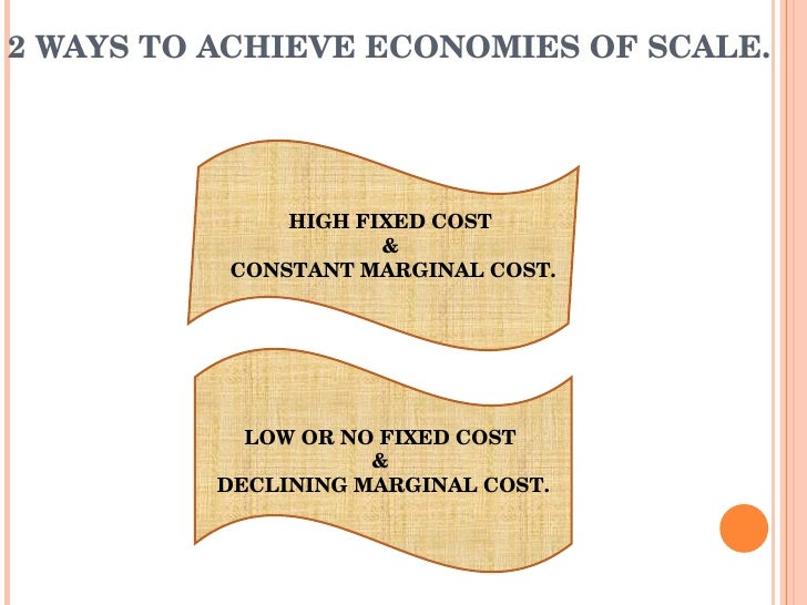 economies of scope and scale In this lesson we will explore economies of scope we will then learn about how economies of scope occur and how they are beneficial for companies.