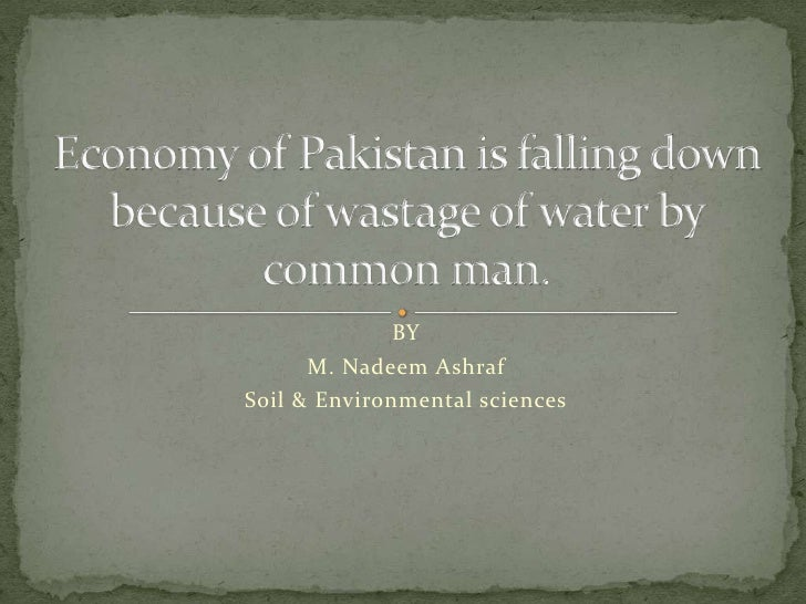 BY      M. Nadeem AshrafSoil & Environmental sciences