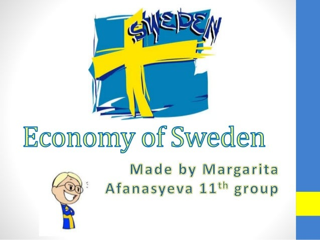 • Sweden is a highly industrialized country and  has one of the highest living standards in the  world. Since 1940 there h...