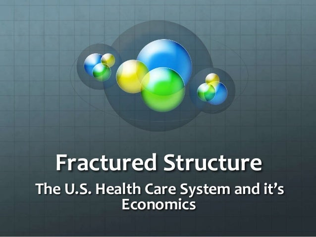 Fractured Structure The U.S. Health Care System and it's Economics