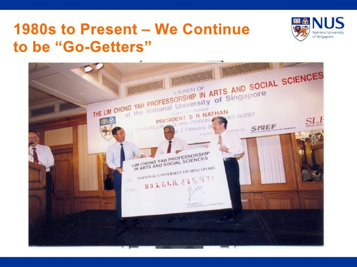 """1980s to Present – We Continue to be """"Go-Getters"""""""