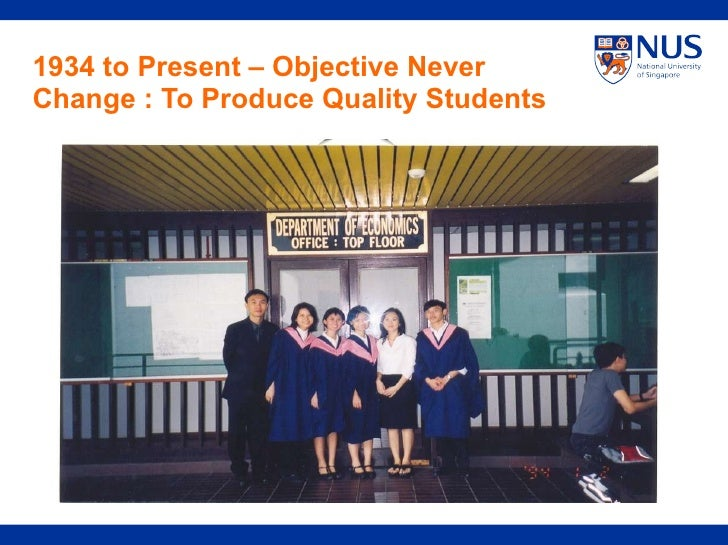1934 to Present – Objective Never Change : To Produce Quality Students