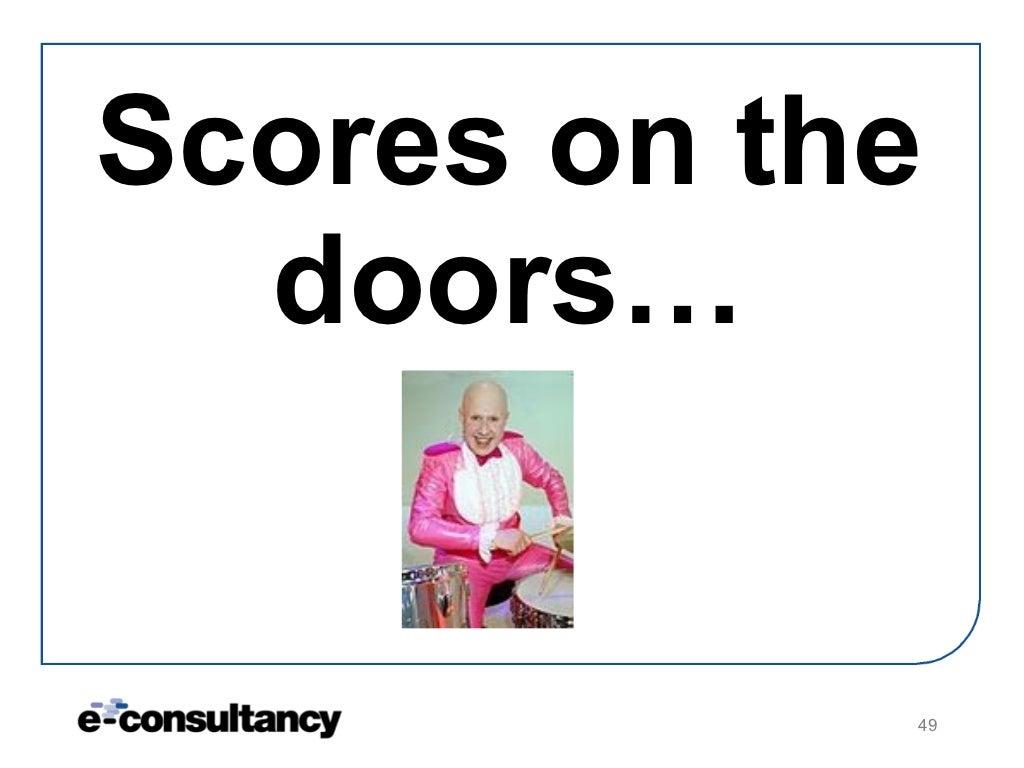 sc 1 st  SlideShare & Scores on the doors\u2026