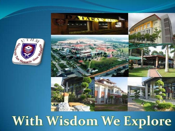With Wisdom We Explore<br />