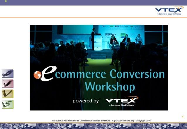 Copyright © 2008 Marcos Pueyrredon <mpueyrredon@consultagroup.com> 1 Instituto Latinoamericano de Comercio Electrónico eIn...