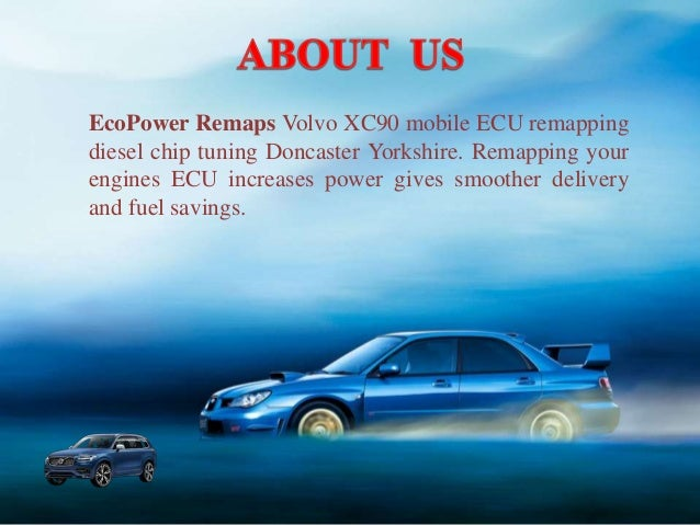 Mobile Car ECU Remapping for Power & Fuel Economy