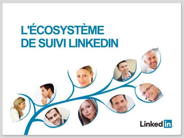 L'écosystème de suivi LinkedIn