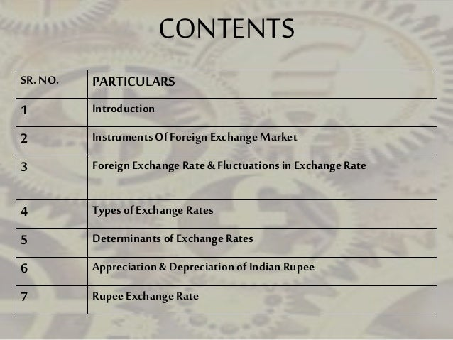 Forex rate indian currency