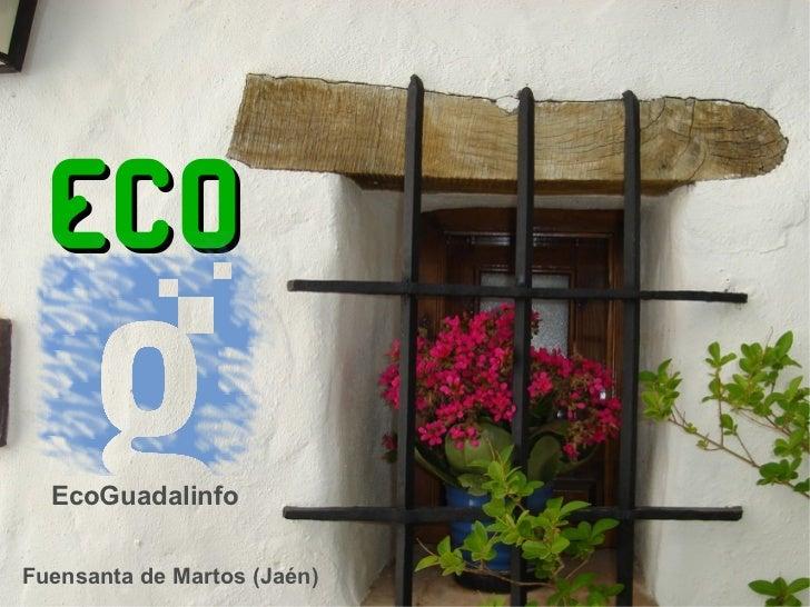ECO  EcoGuadalinfoFuensanta de Martos (Jaén)