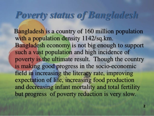 the problem of poverty A commitment to address poverty and inequality poverty is the single greatest threat to individual human development and it simultaneously creates use of illicit substances and health problems many who plunge into poverty as adults also experience increased stressors that can be a.