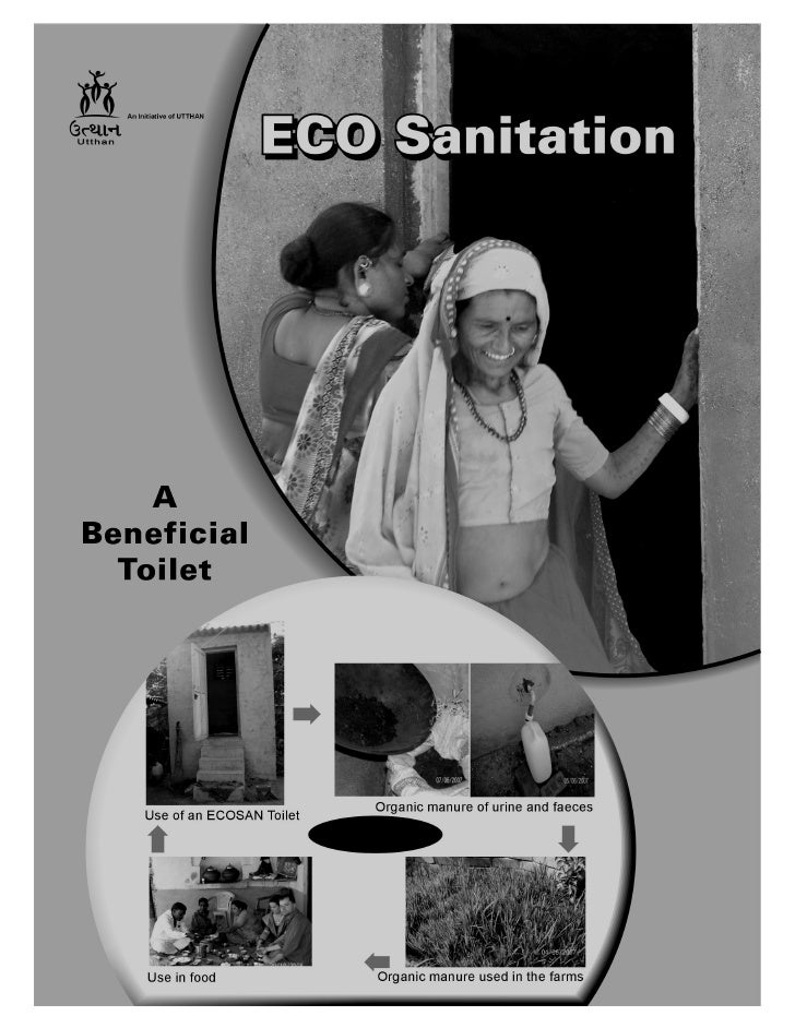 India;  Eco Sanitation:  A Beneficial Toilet