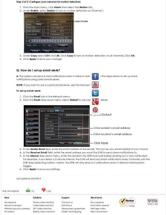lorex client software for pc eco4