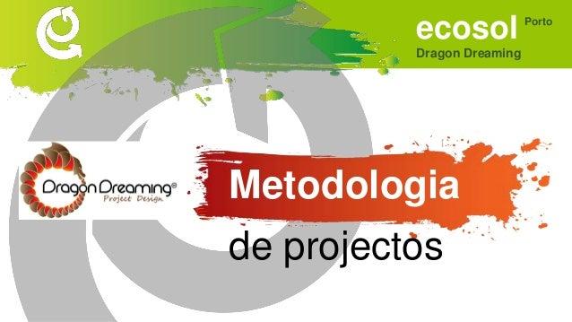 ecosol Dragon Dreaming Porto Como funciona?