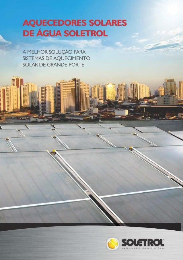 Aquecedor Solar Compacto Soletrol Special 200 litros