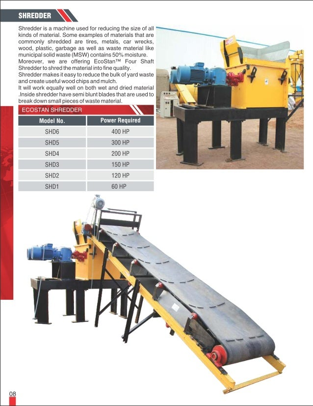 Agricultural Machinery By Ecostan India Private Limited