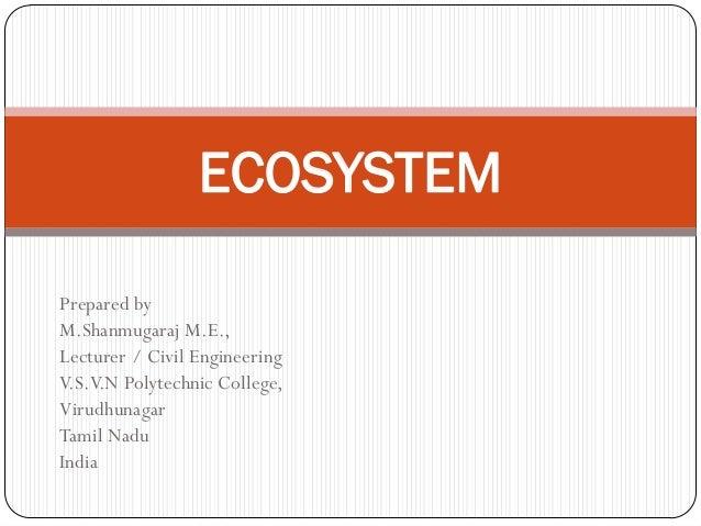Prepared by  M.ShanmugarajM.E.,  Lecturer / Civil Engineering  V.S.V.N Polytechnic College,  Virudhunagar  Tamil Nadu  Ind...