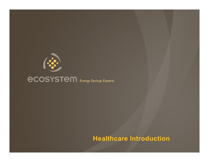 Healthcare Introduction
