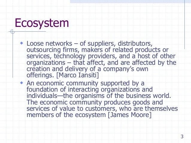 Understanding Software Ecosystems Slide 3