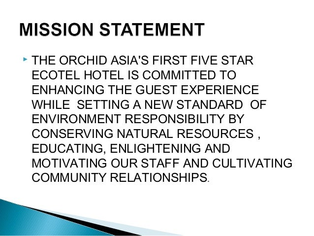 orchid ecotel More than a mere makeover, it's an evolutionary change for the orchid hotel, setting it apart as the only hotel of its kind in bournemouth.