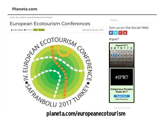 Ecotourism Europe Slide 3