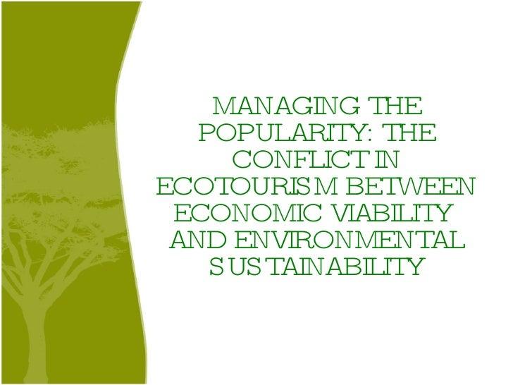 ecotourism presentation final 2, Presentation templates