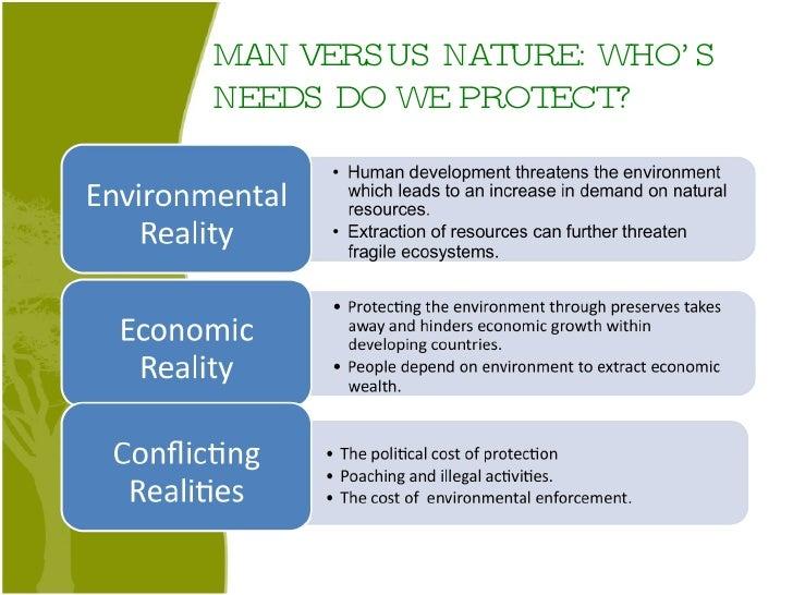 Nature Based Tourism Vs Ecotourism