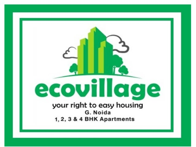Supertech Eco village- 1 Resale - 9910155922 , Ecovillage - 1 Resale Flats