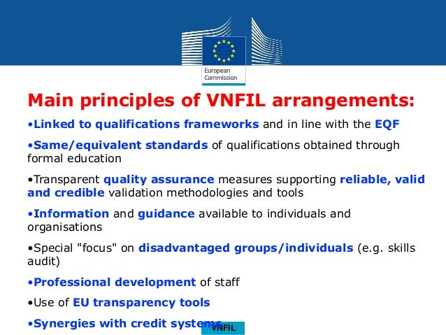 Cedefop european guidelines for validating non-formal and informal learning 2019