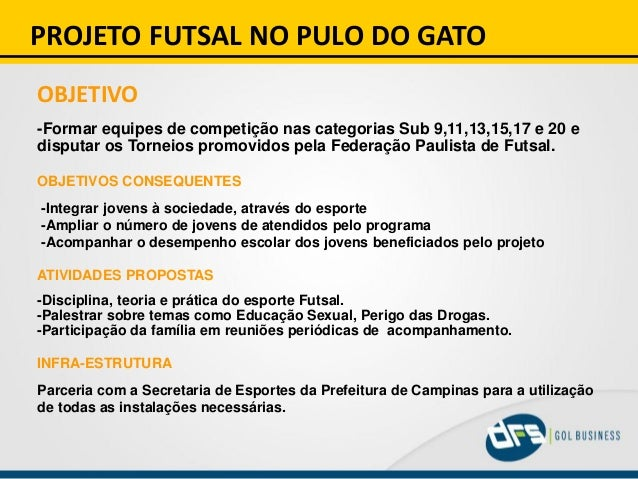 2406ad9657c9f E C Pulo do Gato - Futsal no Pulo do Gato - 2012