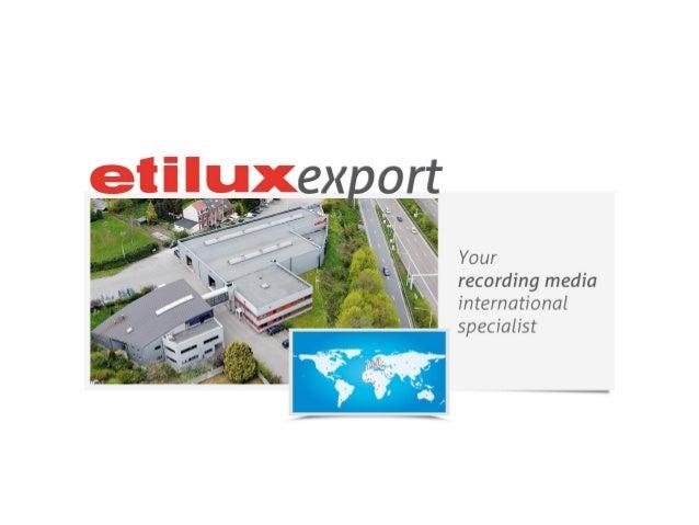Etilux Export - IBC 2014