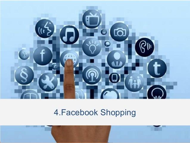 4.Facebook Shopping