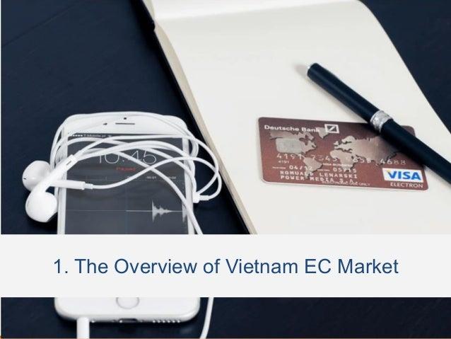 1. The Overview of Vietnam EC Market