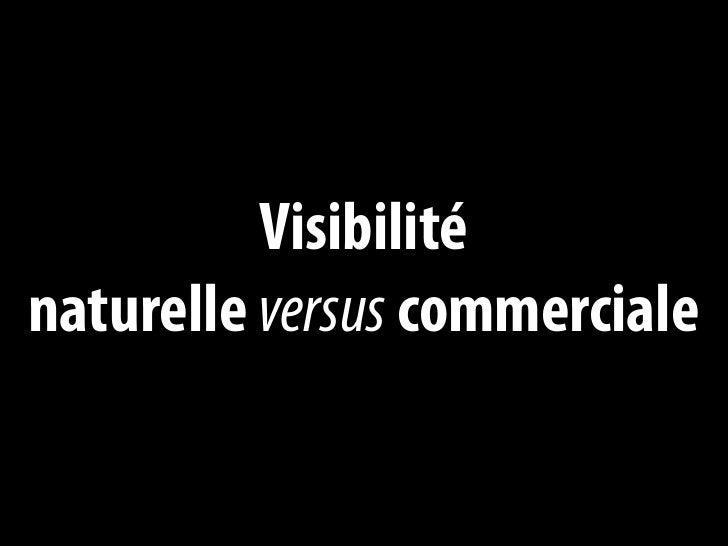 7 principaux critères de visibilité des contenus     4   Page Rank     Quantité et popularité     des liens entrants (PR)